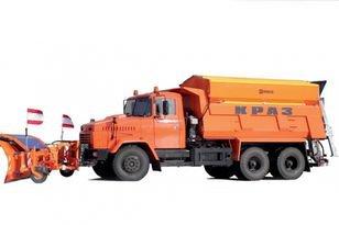 2016 KRAZ 65055 «Dorozhnik» gritter