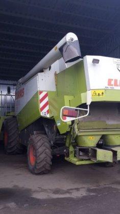 2001 CLAAS Lexion 480 combine-harvester