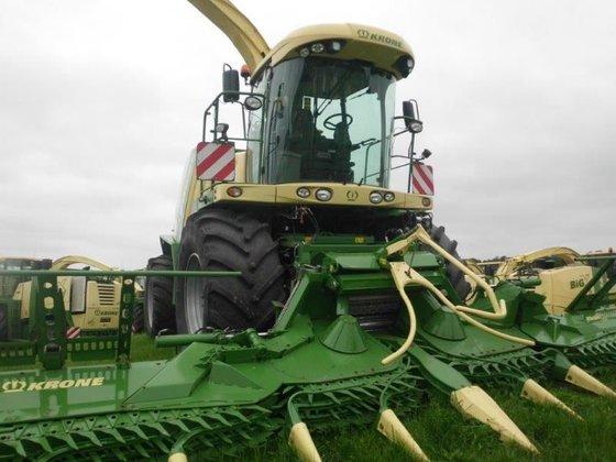 2010 KRONE BIG X 1100