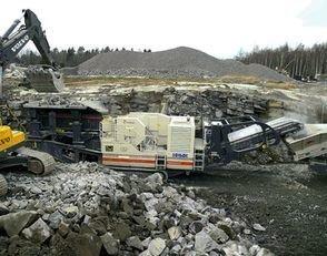2010 NORDBERG 110 crushing plant