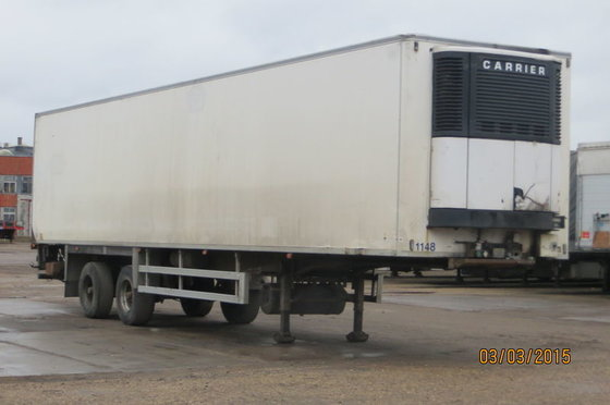 1999 PACTON TBZ 230 refrigerated