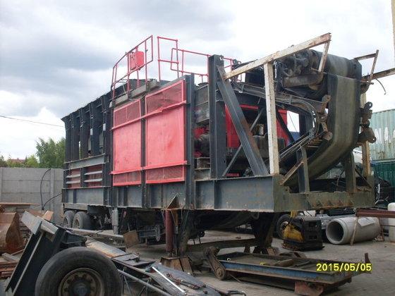 1993 PEGASO 1165 crushing plant