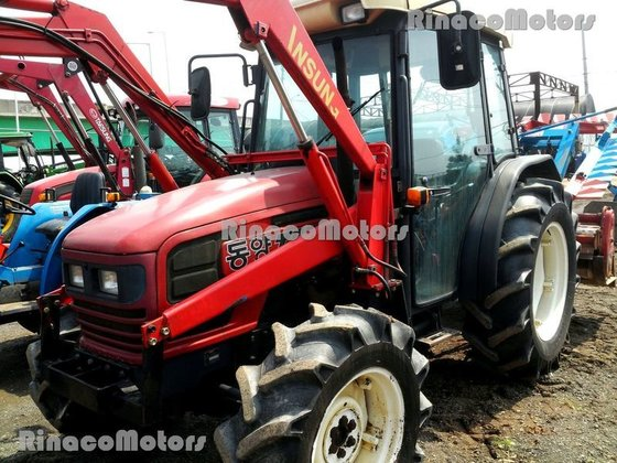 2002 TYM T550 wheel tractor