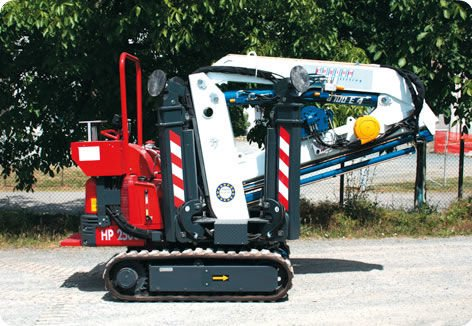 MINIGRU 8700-E4 mini crane in