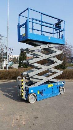 2006 GENIE GS-2632 scissor lift