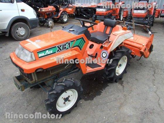 KUBOTA XB-1 mini tractor in