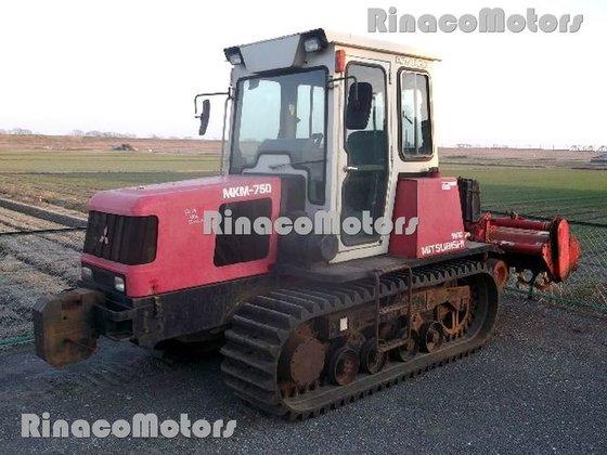 MITSUBISHI MKM750 - 75MX153 crawler
