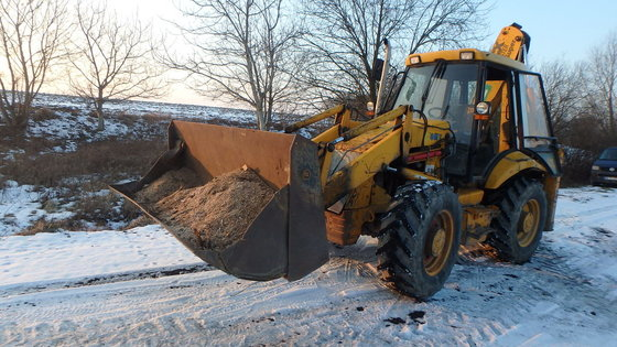 1997 JCB 3CX x4 Master-Super