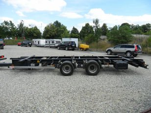 2004 WECOM container chassis semi-trailer