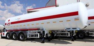 2016 YILTEKS gas tank trailer