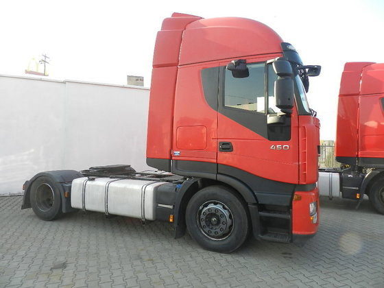 2010 IVECO STRALIS AS440S45 T/P