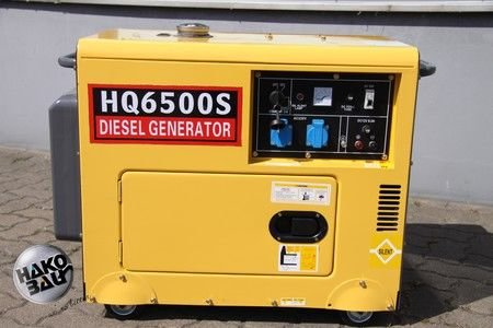 2015 Kawakenki HQ6500S generator in