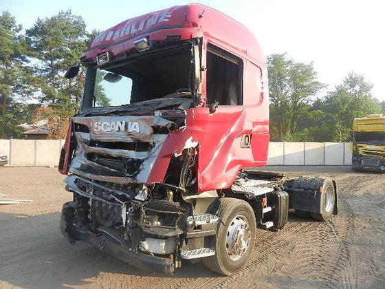 2013 Damaged SCANIA R 440