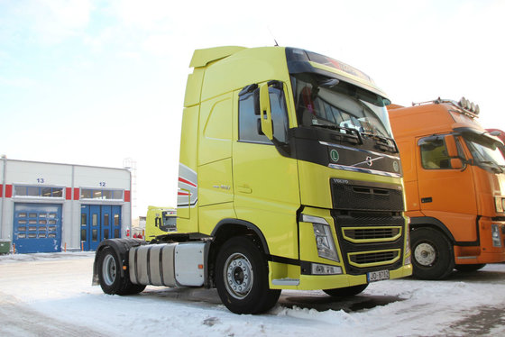 2014 VOLVO FH 460 tractor