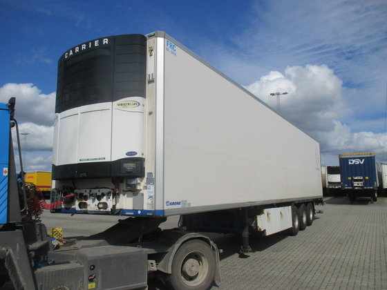 2008 KRONE refrigerated semi-trailer in
