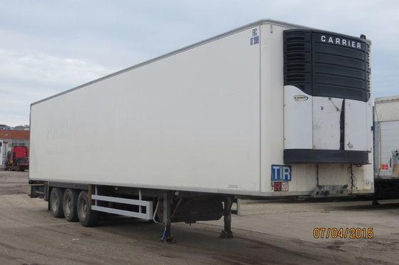 2002 CHEREAU TX34VW refrigerated semi-trailer
