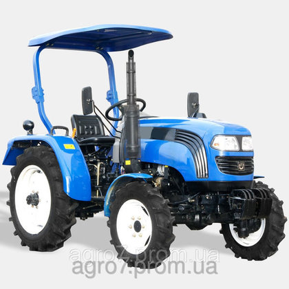 2015 DTZ 4244R mini tractor