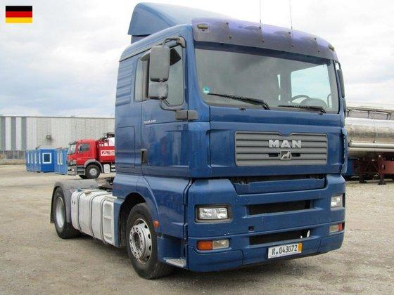 2006 MAN TGA 18.440 tractor
