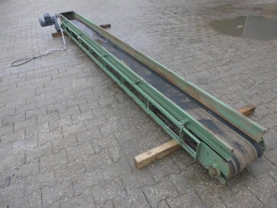 Förderband 4,2 x 0,3 conveyor