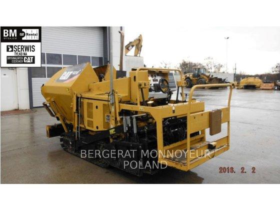 2010 CATERPILLAR BB621E crawler asphalt
