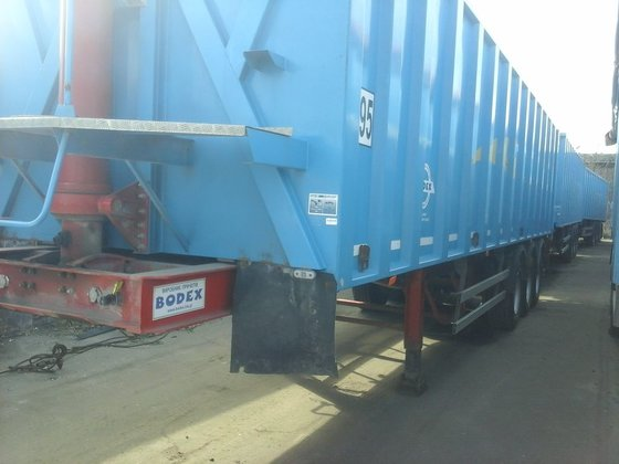 2013 BODEX KIS 3B tipper