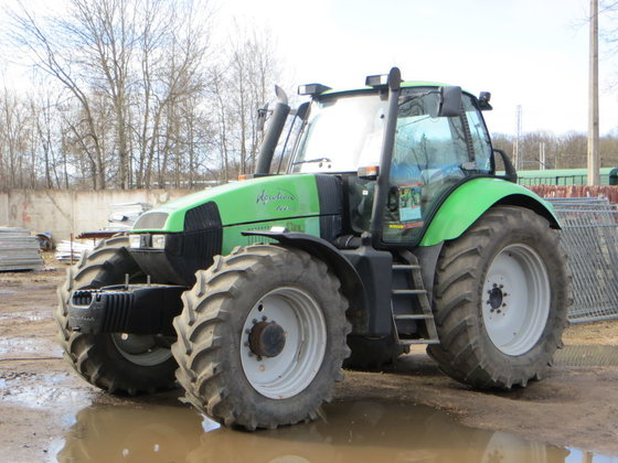 2003 DEUTZ-FAHR Agrotron 200 wheel