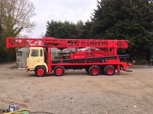 INGERSOLL RAND DRILLING RIG drilling