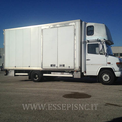 1998 MERCEDES-BENZ VARIO 614DT closed
