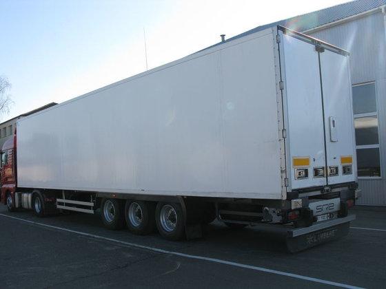 2008 LAMBERET SRS isothermal semi-trailer