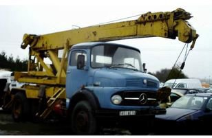 MERCEDES-BENZ 1013 mobile crane in