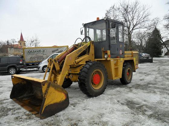 1996 UNO 180 wheel loader