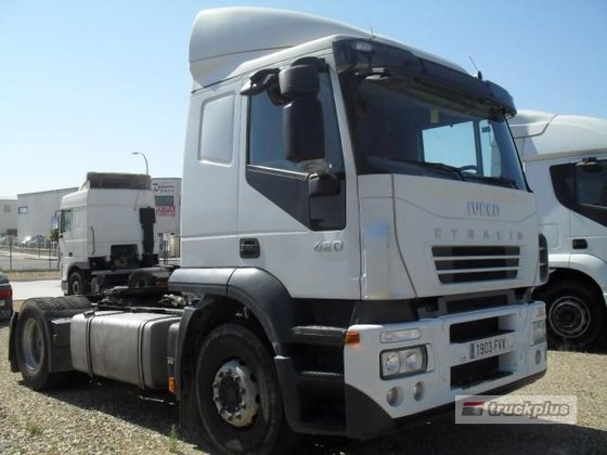 2007 IVECO STRALIS AT 420