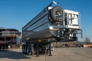 GRUNWALD Tipper semitrailer 38 cbm