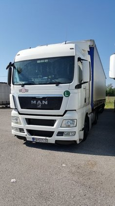 2010 MAN TGX 18.480 low-deck