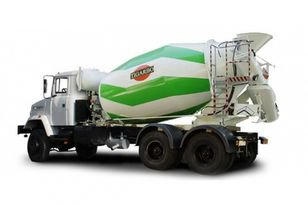 2016 KRAZ 6233P6 concrete mixer