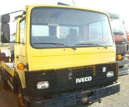 1980 IVECO 8 -130 Magirus-Deutz