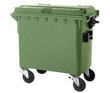 2015 Konteyner plastikovyy waste container