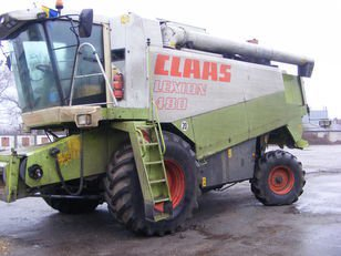 1999 CLAAS LEXION 480 combine-harvester
