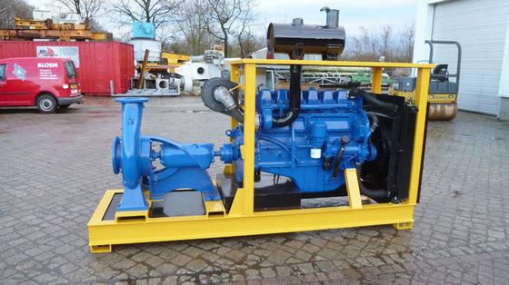 SCANIA KSB 350-80 motor pump