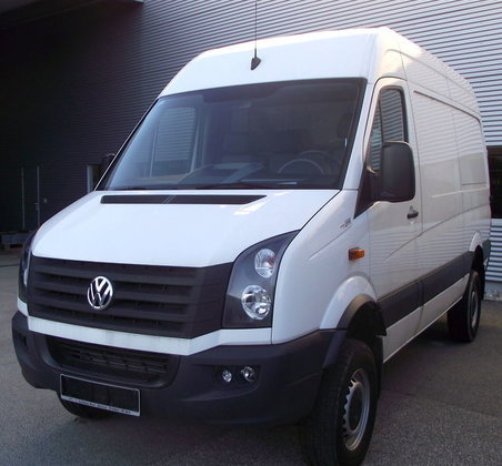 2015 VOLKSWAGEN Crafter RTW New