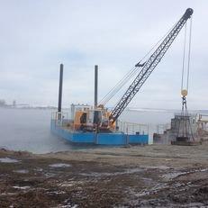 TOPLYaKOPODEMNIK GREYFER dredge in Timashevsk,