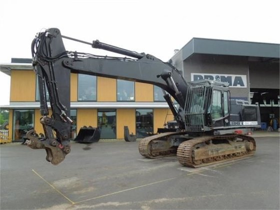 2001 LIEBHERR 944HDS LITRONIC tracked