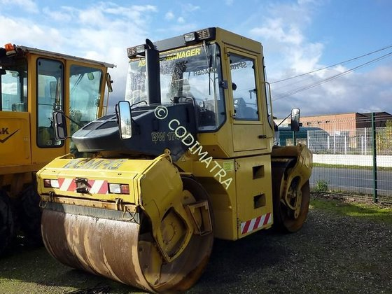 2002 BOMAG BW174AD road roller