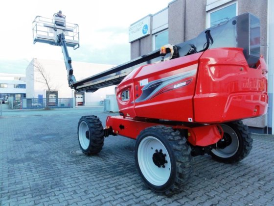 2015 MANITOU 280 TJ telescopic