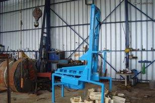 BIM wood splitter in Greece