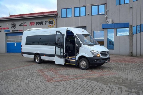 2017 MERCEDES-BENZ Sprinter 516 CUBY
