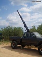 BIM GST 420 flatbed truck