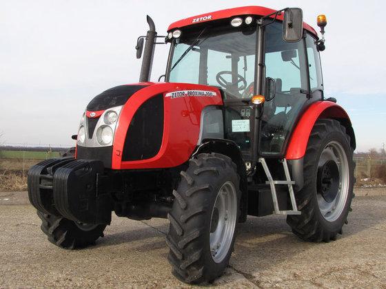 2013 ZETOR PROXIMA 100 wheel