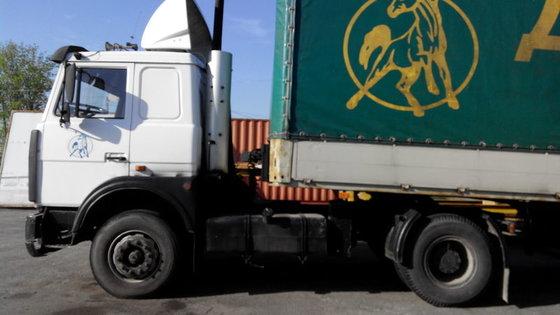 2005 MAZ Odaz 830030 tractor
