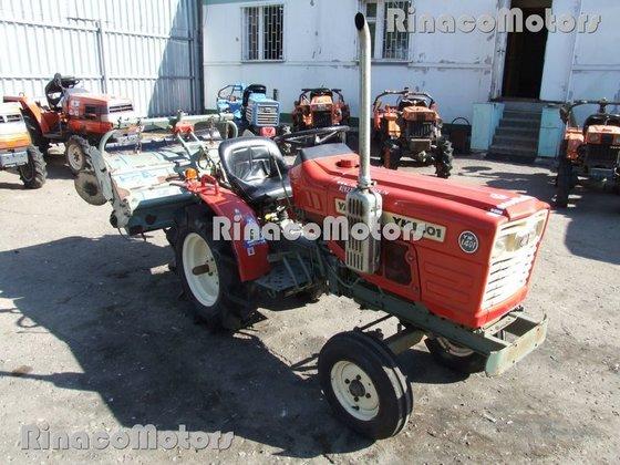 YANMAR YM1401S mini tractor in